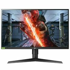 """LG 27GL850-B 27"""" 2560x1440p 144Hz 1ms IPS G-Sycn Freesync Gaming Monitor"""