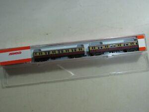 657| Arnold 0190 Berliner S-Bahn - Wagenset