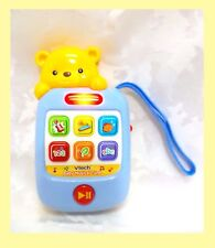 Vtech Baby Musical Tune It Is Music Time Interactive Teddy Bear Baby Toy Tablet