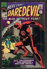 Daredevil #10 ~ While the City Sleeps! ~ 1965 (5.5) WH