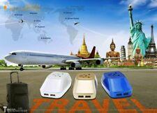 2.1A Dual USB  World Travel Power US EU AU UK Plug Adapter USB Port Charger