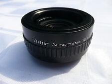 Vivitar 2x-8 automatic  Teleconverter pentax Mount