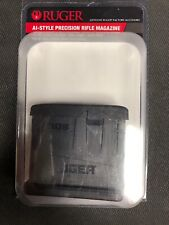 RUGER MAG AI-STYLE 308WIN 5RD POLY. Fits Ruger Bolt Action Rifle