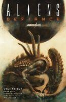 Aliens Defiance Volume 2 GN Brian Wood Tristan Jones AVP TPB New NM
