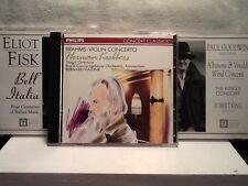 3 Classical Cds. Brahms, Vivaldi Etc...