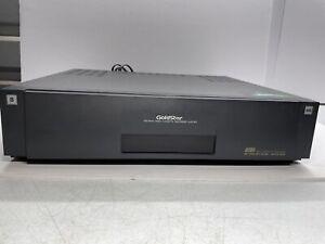 Goldstar GVR-DD1 VHS 8mm VCR Hi8 Video Cassette Player Recorder Please Read