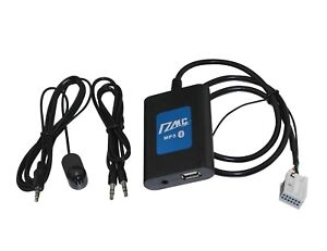 DMC Bluetooth USB AUX MP3 Input For VW With Microphone For VW 12P Car Audio