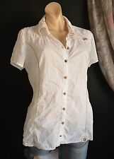 S' ? questo ligeras blusa camisa l 42 Top