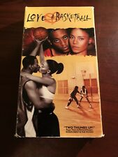Love and Basketball (VHS, 2000)