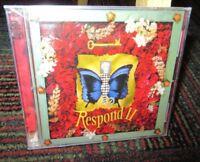 RESPOND: VOLUME 2 VARIOUS ARTIST 2-DISC MUSIC CD SET, COMPILATION, VEGA,BAEZ +