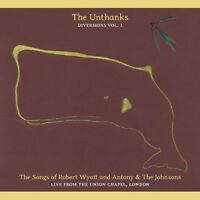 THE UNTHANKS - DIVERSIONS VOL.1  CD NEU