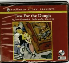 TWO FOR THE DOUGH by JANET EVANOVICH ~ UNABRIDGED CD AUDIOBOOK