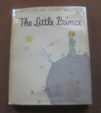 THE LITTLE PRINCE -Antoine de Saint-Exupery -1st Harcourt/Reynal 1957 HCDJ