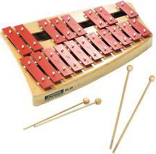 Sonor NG-30 Jeu de Cloches Xylophone + Keepdrum MST04 Baguettes & Battes