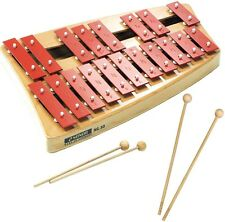 Sonor NG-30 Glockenspiel Xylophon + KEEPDRUM MST04 Schlägel