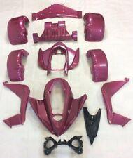 Spy 250F1-350F1-A Body Kit 15pc, Spy Racing, Quad Bikes, Purple