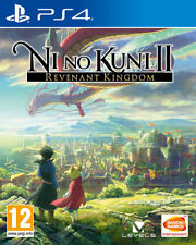 Ni No Kuni II: Revenant Kingdom (PS4) - BRAND NEW AND SEALED - QUICK DISPATCH