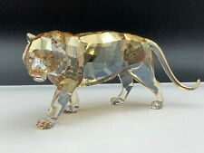 Swarovski Figur 1003148 ScS 2010 Tiger 18 cm. Top Zustand
