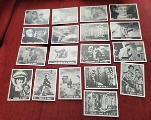 18x The Complete Lost in Space Rittenhouse Rare 1966 Reprint Set Chase Cards