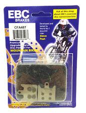 EBC Disc Brake Pads Hope Tech X2, Green