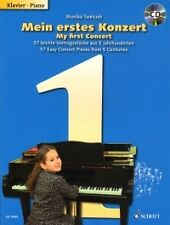 Il mio primo concerto 1 twelsiek pianoforte + CD