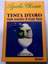 Testa d'uovo cinque avventure di Ercole Poirot Agatha Christie