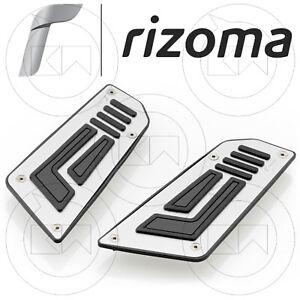 RIZOMA ZYF011A PEDANE POGGIAPIEDE FRONTALE YAMAHA TMAX 530 2012-2019 / 560 2020