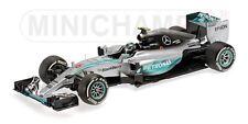 Minichamps F1 Mercedes AMG W06 Nico Rosberg 1/18 Australian GP 2015