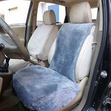 Lammfellbezug Sitzbezug Auto echt Lammfell Vordersitzer sitzauflager AS7336sb