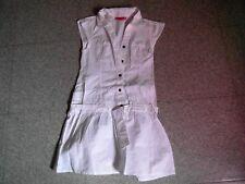 Taille 10 ans magnifique robe blanche KIABI EXCELLENT ETAT