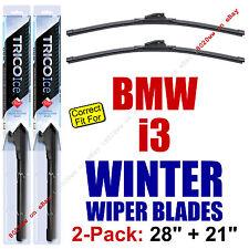 WINTER Wiper Blades 2-Pack Premium - fit 2014+ BMW i3 / i 3 35280/210