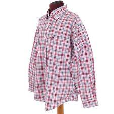 Tommy Hilfiger Langarm Jungen-Hemden aus 100% Baumwolle