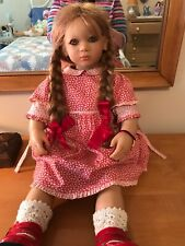 Himstedt doll Annie I from 1998