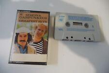 SIMON & GARFUNKEL K7 AUDIO TAPE CASSETTE. SIMON & GARFUNKEL'S GREATEST HITS.