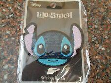 "Disney Stitch Sticker Patch Glitter 3.5"" x 3.5"" Sealed Lilo"