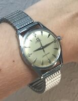 Omega Stainless Steel Sea master Wristwatch Watch