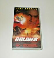 SOLDIER VHS KURT RUSSELL GARY BUSEY 1998 SMALL BOX