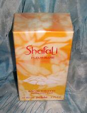 Shafali Parfum Yves Rocher 60ml Eau de Toilette Spray neu OVP Folie box Miniatur