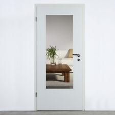 Glaseinsatz für Holztüren Klarglas Lichtausschnitt Zimmertürverglasung