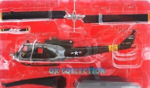 "Ixo / Altaya 1:72 Elicottero Helicopter BELL UH-1 ""IROQUOIS"" (USA) 02 ."