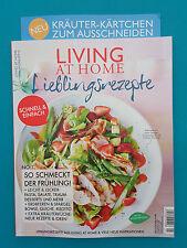 Living at Home Lieblingsrezepte No.1  2017 ungelesen 1A absolut TOP