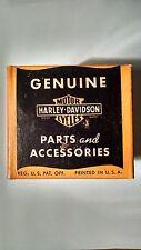 1942 Harley Davidson Piston .020 NOS Military 253-29E Genuine Vintage HD Parts