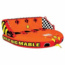 New listing SportsStuff Great Big Mable | 1-4 Rider Towable Tube for Boating