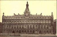 Valenciennes Frankreich CPA France AK ~1914/18 Hôtel de Ville Rathaus ungelaufen