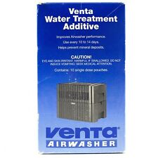 Venta Airwasher Humidifier Water Treatment 10 pouches Made in USA Exp Oct 2010