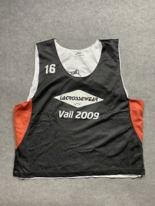 Vail Lacrosse Jersey Mens 2 Extra Large 2009 Tournament Reversible Adult