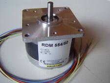 1 St. 5-Ph.-Schrittmotor Berger-Lahr RDM 554/50 (Lagerf. M357)!!