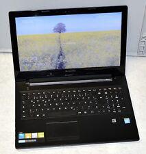 Lenovo g50-30 15,6 in Ordinateur Portable Intel n2830 1,70ghz 320 GO HDD 4 Go RAM