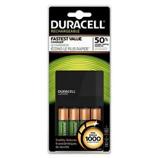 Duracell Ion Speed 1000 Advanced Charger - Cef14