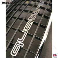 QUATTRO GRILLE BADGE 2019 METAL EMBLEM Audi s3 s4 s5 rs rs3 rs4 rs5 rs6 a1sline